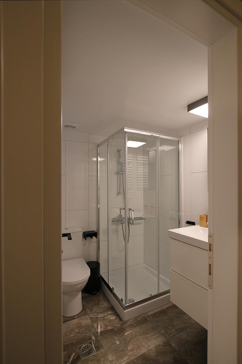 Apartment in Exarchia - Bathroom